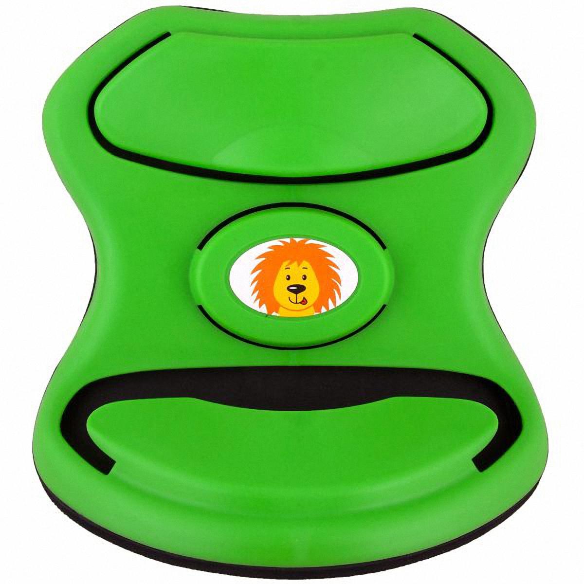Адаптер ремня безопасности Skyway, цвет: зеленый. S04004002