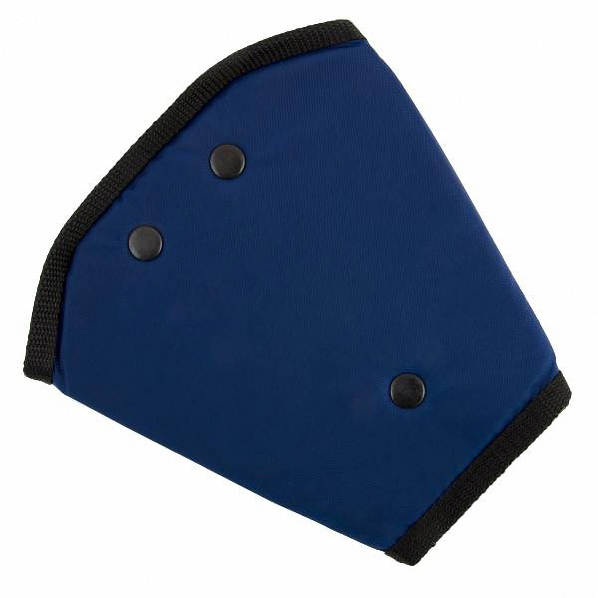 Адаптер ремня безопасности Skyway, цвет: темно-синий. S04006002S04006002Детский адаптер ремня безопасности Skyway, изготовленный из брезента, удерживает ремень безопасности в положении, удобном для человека небольшого роста. Удерживающее устройство можно установить на любой трёхточечный ремень безопасности. Подходит для ремней безопасности как слева, так и справа. При перевозке ребёнка до 12 лет адаптер ремня безопасности разрешено устанавливать только на ремни заднего сиденья. Адаптер прост в установке, легко фиксируется при помощи быстрозастегивающегося крепления. Изделие уменьшает давление ремней на тело ребёнка, удаляет ремень от лица ребенка, обеспечивая ему комфорт во время поездок. Тип крепления: кнопки.
