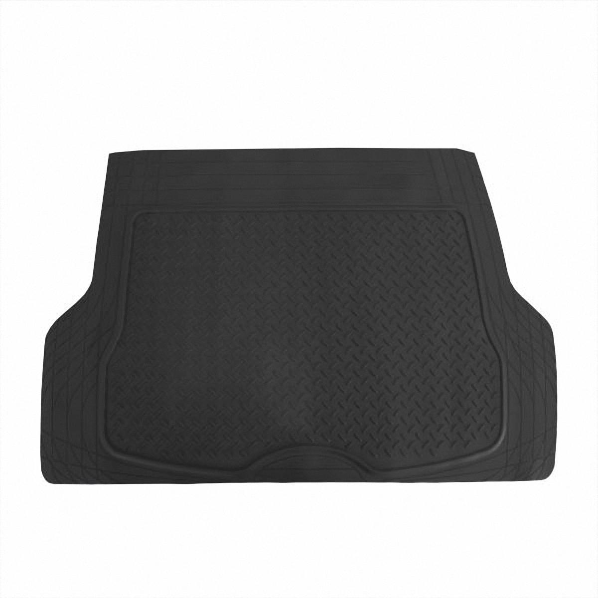 Коврик в салон автомобиля Skyway, в багажник, цвет: черный, 80 х 126,5 смS04701004Коврик сохраняет эластичность даже при экстремально низких и высоких температурах (от -50°С до +50°С). Обладает повышенной устойчивостью к износу и агрессивным средам, таким как антигололёдные реагенты, масло и топливо. Усовершенствованная конструкция изделия обеспечивает плотное прилегание и надёжную фиксацию коврика на полу автомобиля. Размер: 80 х 126,5 см.