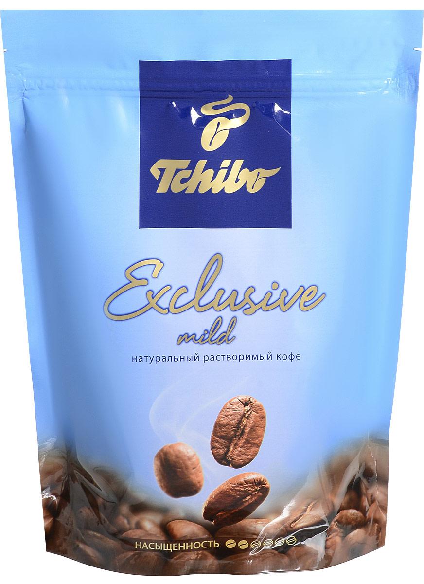 Tchibo Exclusive Mild кофе растворимый, 150 г477138Побалуйте себя и своих близких изысканным кофе Tchibo Exclusive Mild. Его нежный аромат и мягкий вкус доставят вам непревзойденное удовольствие.