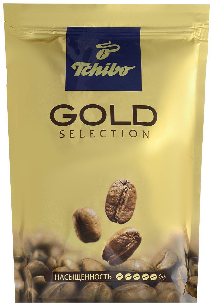 Tchibo Gold Selection кофе растворимый, 285 г477148Порадуйте себя благородным вкусом и насыщенным ароматом кофе Tchibo Gold Selection. Зерна Tchibo Gold Selection тщательно обжариваются небольшими партиями до благородного золотисто-коричневого оттенка. Эта особая золотистая обжарка позволяет раскрыть необычайно богатый вкус и насыщенный аромат кофейных зерен.