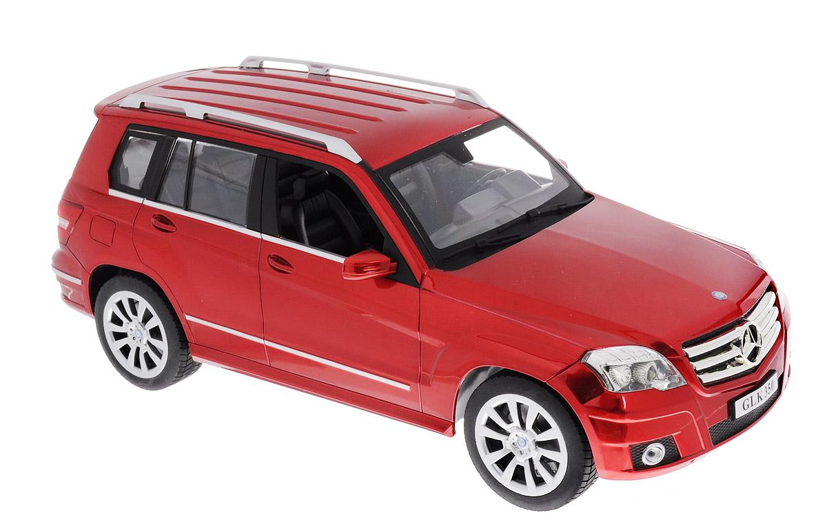 Double Eagle Радиоуправляемая модель Mercedes-Benz GLK-Class624003Радиоуправляемая модель Double Eagle Mercedes-Benz GLK-Class станет любимой игрушкой вашего малыша. Это точная копия настоящего авто в масштабе 1:14. Юные гонщики оценят эту машину за прекрасные технические характеристики и полную свободу передвижений в любую сторону. Моделью легко управлять и любая гонка принесет удовольствие. Управление машинкой происходит с помощью удобного пульта. Автомобиль двигается вперед и назад, поворачивает направо, налево и останавливается. Имеются световые и звуковые эффекты. Колеса игрушки прорезинены и обеспечивают плавный ход, машинка не портит напольное покрытие. Пульт управления работает на частоте 27 MHz и выполняет функции игрового руля. На руле имеется коробка передач, с его помощью издаются звуки ускорения и торможения, клаксона, звуки старта и заднего хода. Радиоуправляемые игрушки способствуют развитию координации движений, моторики и ловкости. Ваш ребенок увлеченно будет играть с моделью, придумывая различные истории и устраивая...