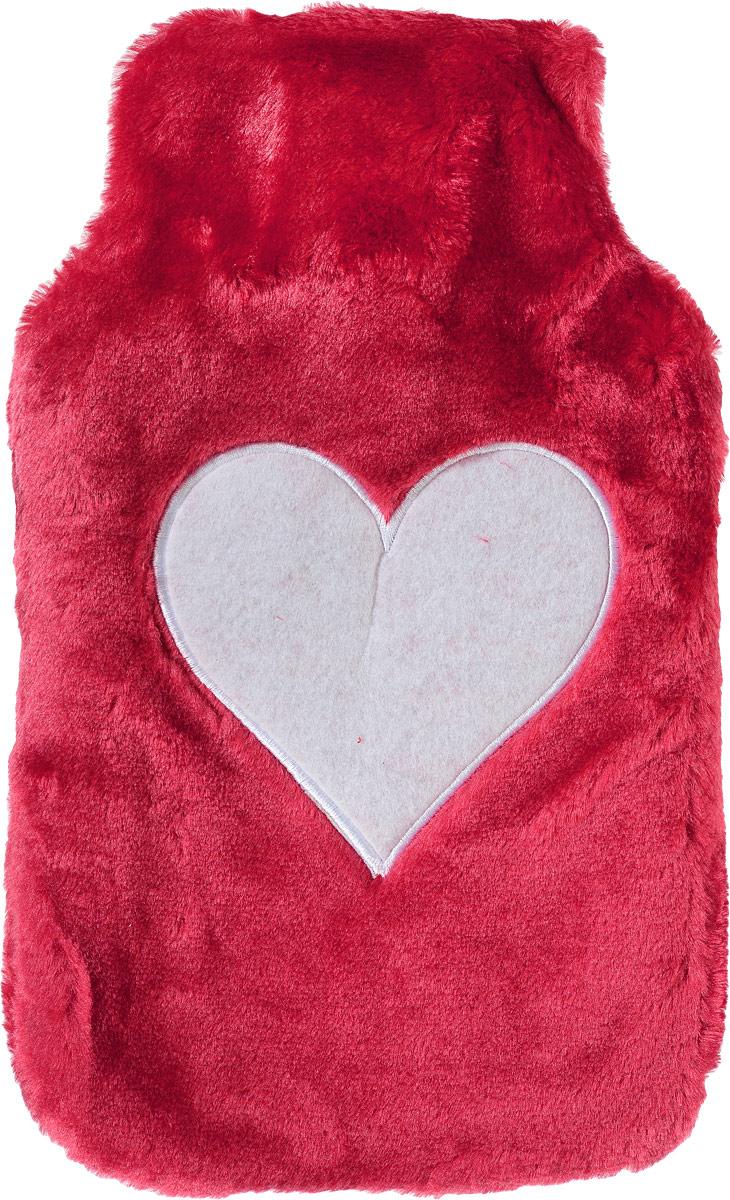Medrull Грелка резиновая Сердечко №2, 2000 мл4742225005038.ГРЕЛКА РЕЗИНОВАЯ в чехле сердечко. Сoстав резина. Вместимость в литрах 2л.