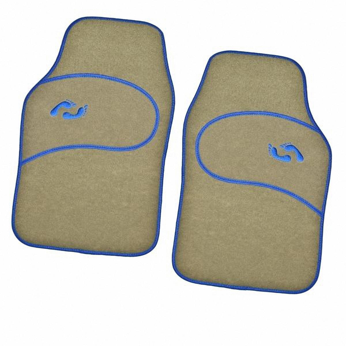Коврик в салон передний Skyway. TS8003S-2F BE/S01701007TS8003S-2F BE/S01701007Коврик салона передний 2 предмета SKYWAY текстильный, бежевый (размер: 66*44 см) TS8003S-2F BE/S01701007. Комплект универсальных передних ковриков салона. Особенности: Коврики сохраняют эластичность даже при экстремально низких и высоких температурах (от -50°С до +50°С). Обладают повышенной устойчивостью к износу и агрессивным средам, таким как антигололёдные реагенты, масло и топливо. Усовершенствованная конструкция изделия обеспечивает плотное прилегание и надёжную фиксацию коврика на полу автомобиля.
