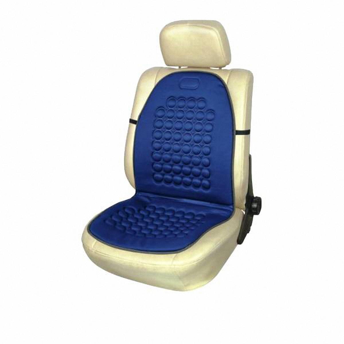 Накидка на сиденье Skyway. S01302005SW-102100 BU /S01302005Накидка на сиденье Skyway - это изящное сочетание стиля и качества. Выполненные из особого материала они расслабляют мышцы спины при поездке, благотворно влияя на позвоночник. Так просто получить ощущение легкого массажа. С ними салон становится уютнее, а сами сидения - удобнее.