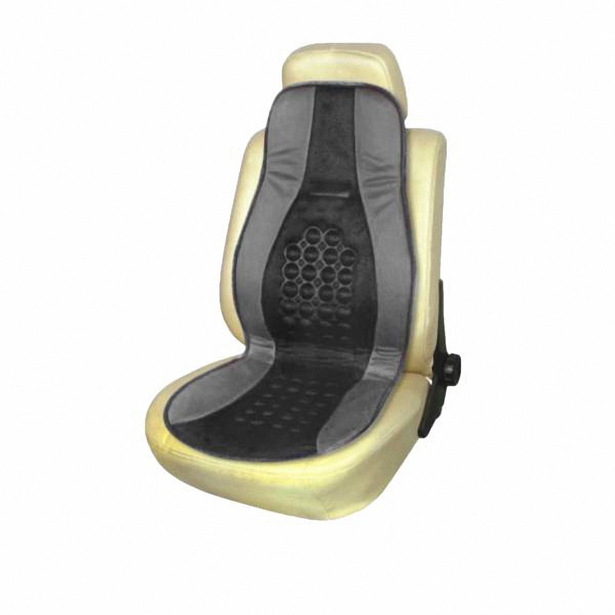 Накидки автомобильные Skyway. SW-102099 BK/GY /S01302003SW-102099 BK/GY /S01302003Накидки на сидения SKYWAY – это изящное сочетание стиля и качества. Выполненные из особого материала они расслабляют мышцы спины при поездке, благотворно влияя на позвоночник. Так просто получить ощущение легкого массажа. С ними салон становится уютнее, а сами сидения – удобнее.
