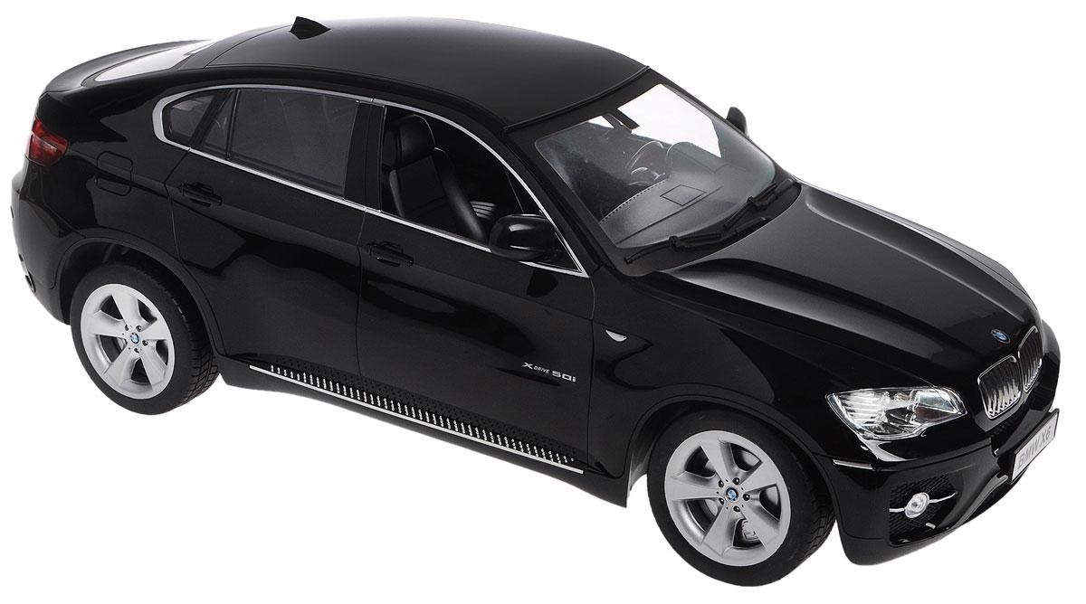 Double Eagle Радиоуправляемая модель BMW X6615003Радиоуправляемая модель Double Eagle BMW X6 станет отличным подарком любому мальчику! Все дети хотят иметь в наборе своих игрушек ослепительные, невероятные и крутые автомобили на радиоуправлении. Тем более, если это автомобиль известной марки с проработкой всех деталей, удивляющий приятным качеством и видом. Одной из таких моделей является автомобиль на радиоуправлении Double Eagle BMW X6. Это точная копия настоящего авто в масштабе 1:10. Возможные движения: вперед, назад, вправо, влево, остановка. При включении раздается звук запуска двигателя. Имеются световые эффекты. Пульт управления работает на частоте 27 MHz. С помощью пульта можно регулировать скорость модели (имитация коробки передач). Машина работает от сменного аккумулятора 7,2V (в комплекте). Для работы пульта управления необходимы 2 батарейки типа АА напряжением 1,5V (не входят в комплект).