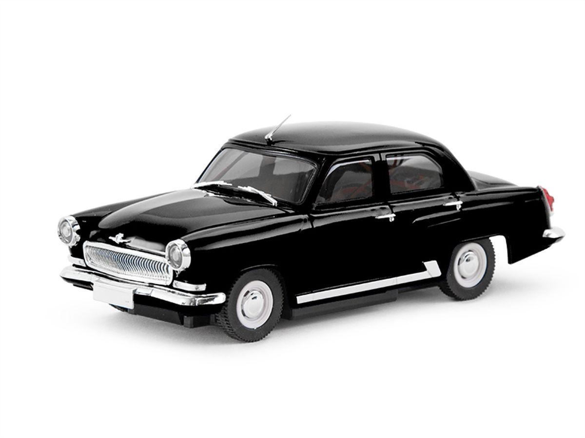 Pilotage Радиоуправляемая модель ГАЗ21 Волга 2wd RTR цвет черный