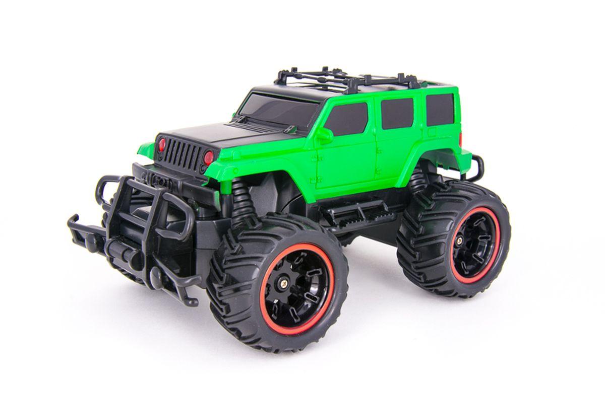 Pilotage Машина на радиоуправлении Внедорожник Off-Road Race Truck цвет зеленый