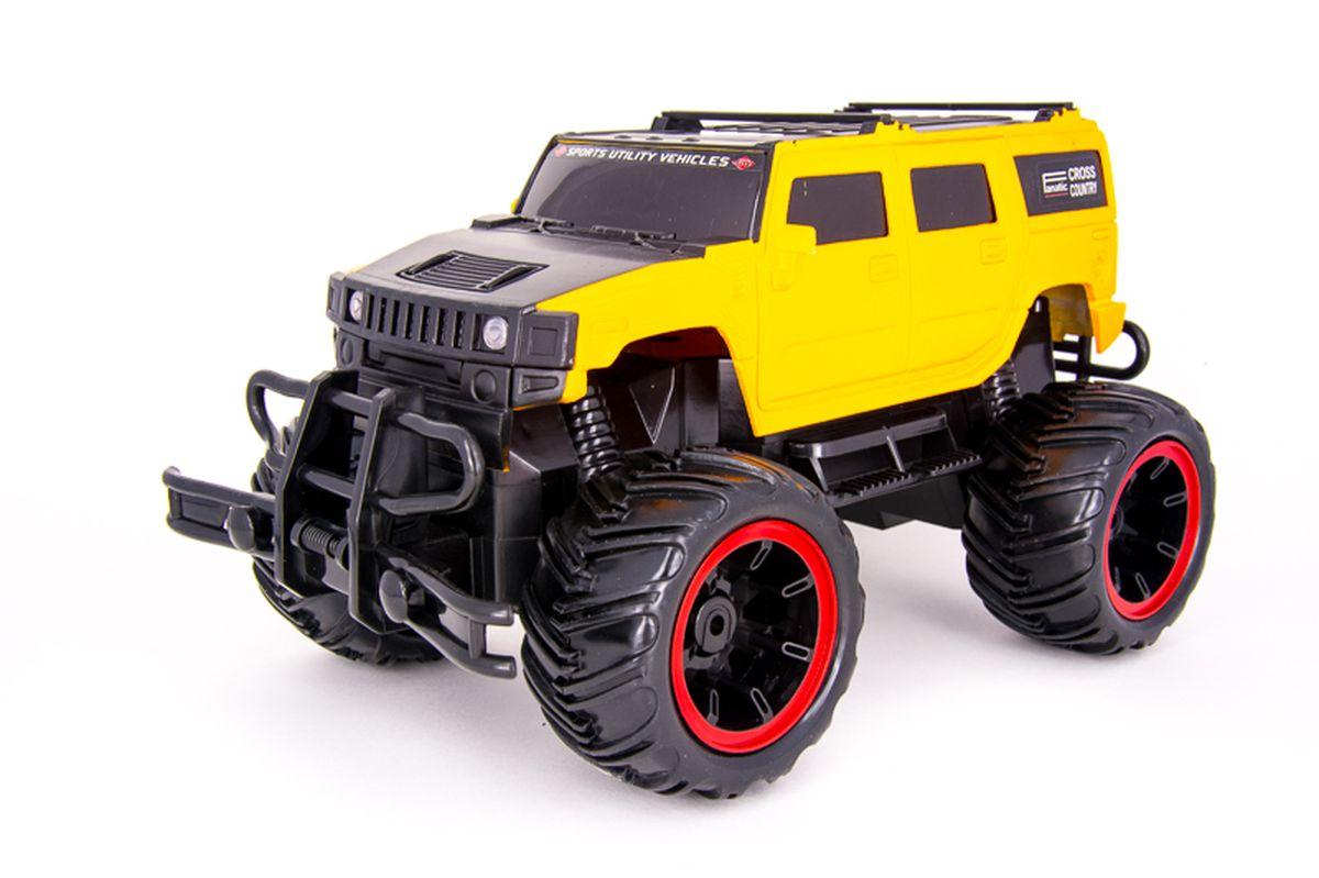 Pilotage Внедорожник на радиоуправлении Off-Road Race Truck цвет желтый масштаб 1:16
