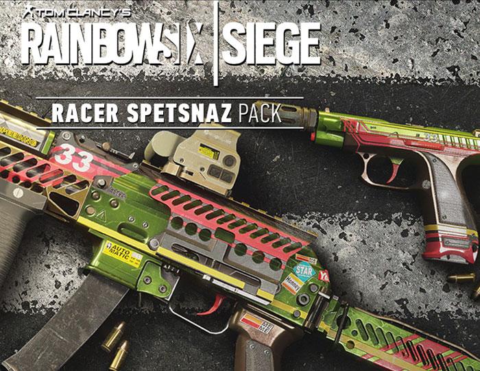 Tom Clancy's Rainbow Six: Осада. Racer Spetsnaz Pack