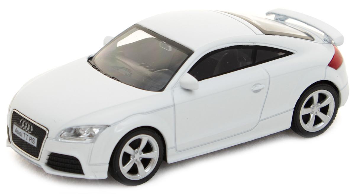 Рыжий Кот Модель автомобиля Audi TT CoupeИ-1189Игрушка представлена в масштабе 1:43 и является копией настоящего авто. Поэтому с такой машинкой можно не только играть, но и сделать её частью автомобильной коллекции. Цвет :глянцевый белый, синий . Рекомендована для детей от 3 лет.