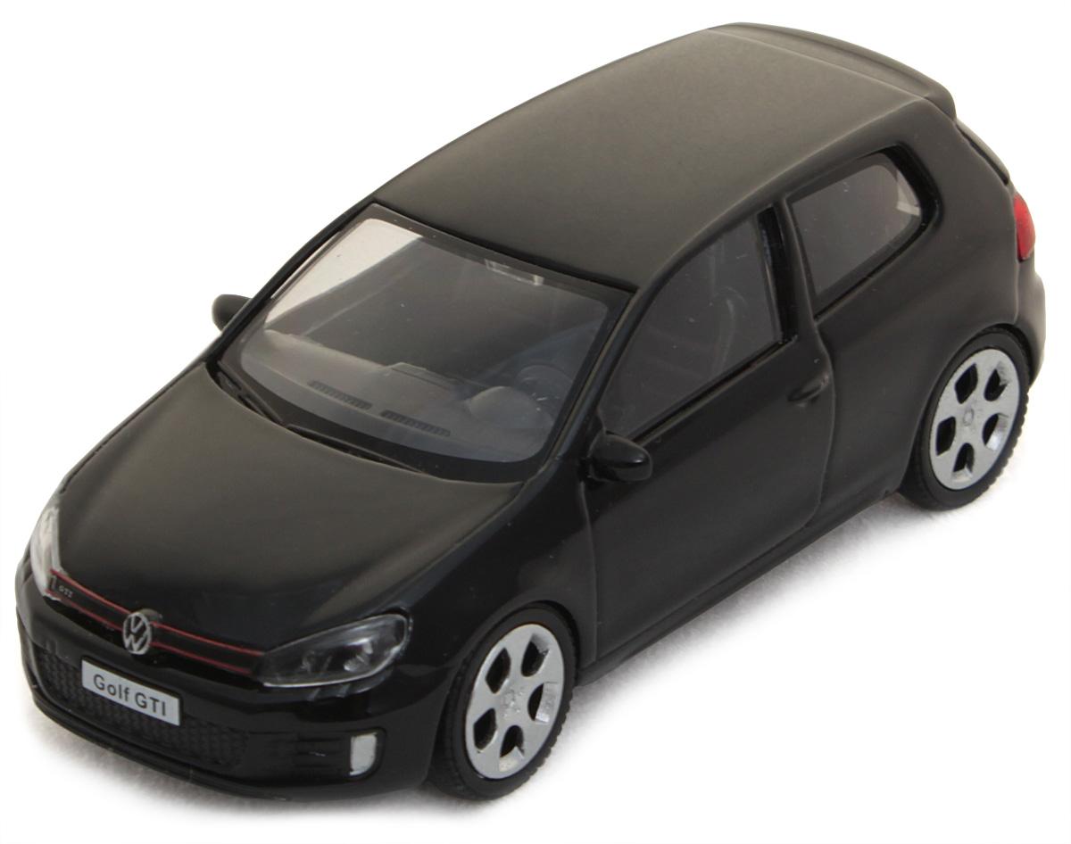 Рыжий Кот Модель автомобиля Volkswagen Golf И-1192И-1192Игрушка представлена в масштабе 1:43 и является копией настоящего авто. Поэтому с такой машинкой можно не только играть, но и сделать её частью автомобильной коллекции. Цвет :глянцевый черный, серый. Рекомендована для детей от 3 лет.