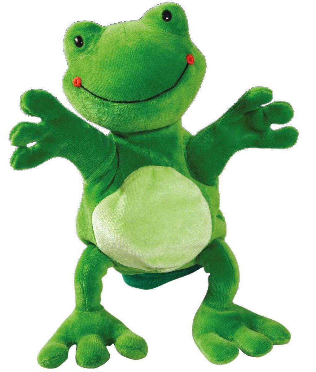 Beleduc Кукла на руку Лягушка40277Плюшевая игрушка «Лягушка» - это очаровательная мягкая игрушка, выполненная в виде забавного зверька, вызовет умиление и улыбку у каждого, кто ее увидит. Она станет замечательным подарком, как ребенку, так и взрослому. Игрушка удивительно приятна на ощупь и способствуют развитию мелкой моторики рук малыша. Мягкая игрушка может стать милым подарком, а может быть и лучшим другом на все времена. Способствует развитию логического и образного мышления, учит различать предметы по цвету и размеру, развивает мелкую моторику рук.
