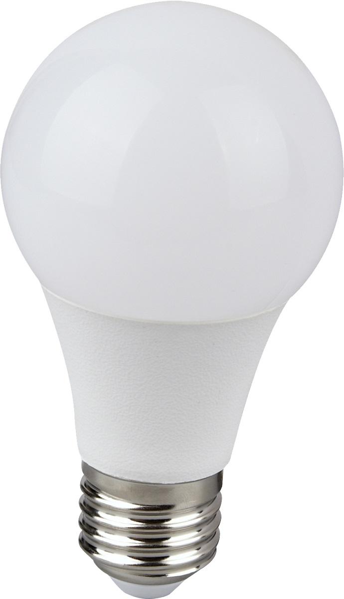 Лампа светодиодная Lieberg, цоколь E27, 8W, 4000КL0100040Светодиодная лампа Lieberg - новое решение в светотехнике. Светодиодная лампа экономит много электроэнергии благодаря низкой потребляемой мощности. Она идеальна для основного и акцентного освещения интерьеров, витрин, декоративной подсветки. Кроме того, создает уютную атмосферу и позволяет экономить электроэнергию уже с первого дня использования. Не содержит ртути и не требует переработки. Срок службы в 2,5-3 раза дольше энергосберегающей лампы и в 30 раз дольше лампы накаливания. Высокая ударопрочность благодаря металло-пластиковому корпусу. Мгновенное включения. Без мерцания. Напряжение: 220 В. Угол светового пучка: 270°. Тип светодиода: SMD. Рабочая температура: -25 - +50°С.