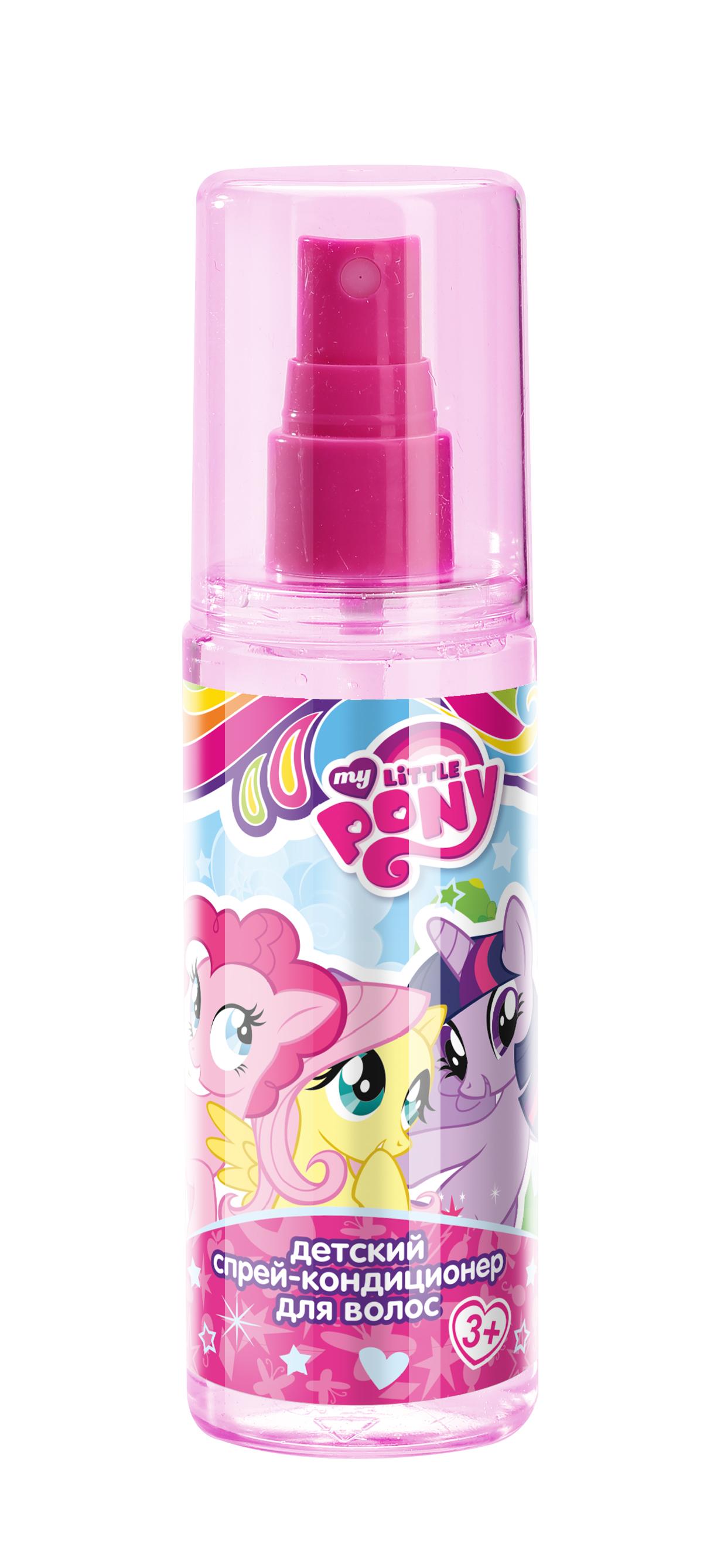 Мой маленький пони Детский спрей-кондиционер для легкого расчесывания волос 130 мл31701