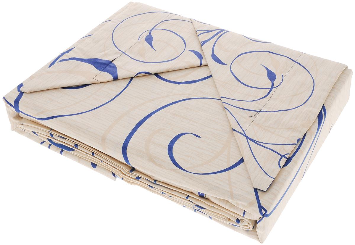 Комплект белья Soft Line, 2-спальный, наволочки 50х70. 1036810368Роскошный комплект постельного белья Soft Line выполнен из качественного плотного 100% сатина и украшен рисунком в виде узора. Комплект состоит из пододеяльника, простыни и двух наволочек. Постельное белье Soft Line подобно облаку сочетает в себе плотность цвета и безграничную нежность фактуры. Это белье обладает волшебной практичностью, а потому оказываться на седьмом небе станет вашим привычным занятием. Доверьте заботу о качестве вашего сна высококачественному натуральному материалу. Сатин - это ткань из 100% натурального хлопка. Мягкость и нежность материала создает чувство комфорта и защищенности. Классический натуральный природный материал делает это постельное белье нежным, элегантным и приятным. Комплект упакован в подарочную картонную коробку, украшенную сюжетами по мотивам картин эпохи Возрождения.