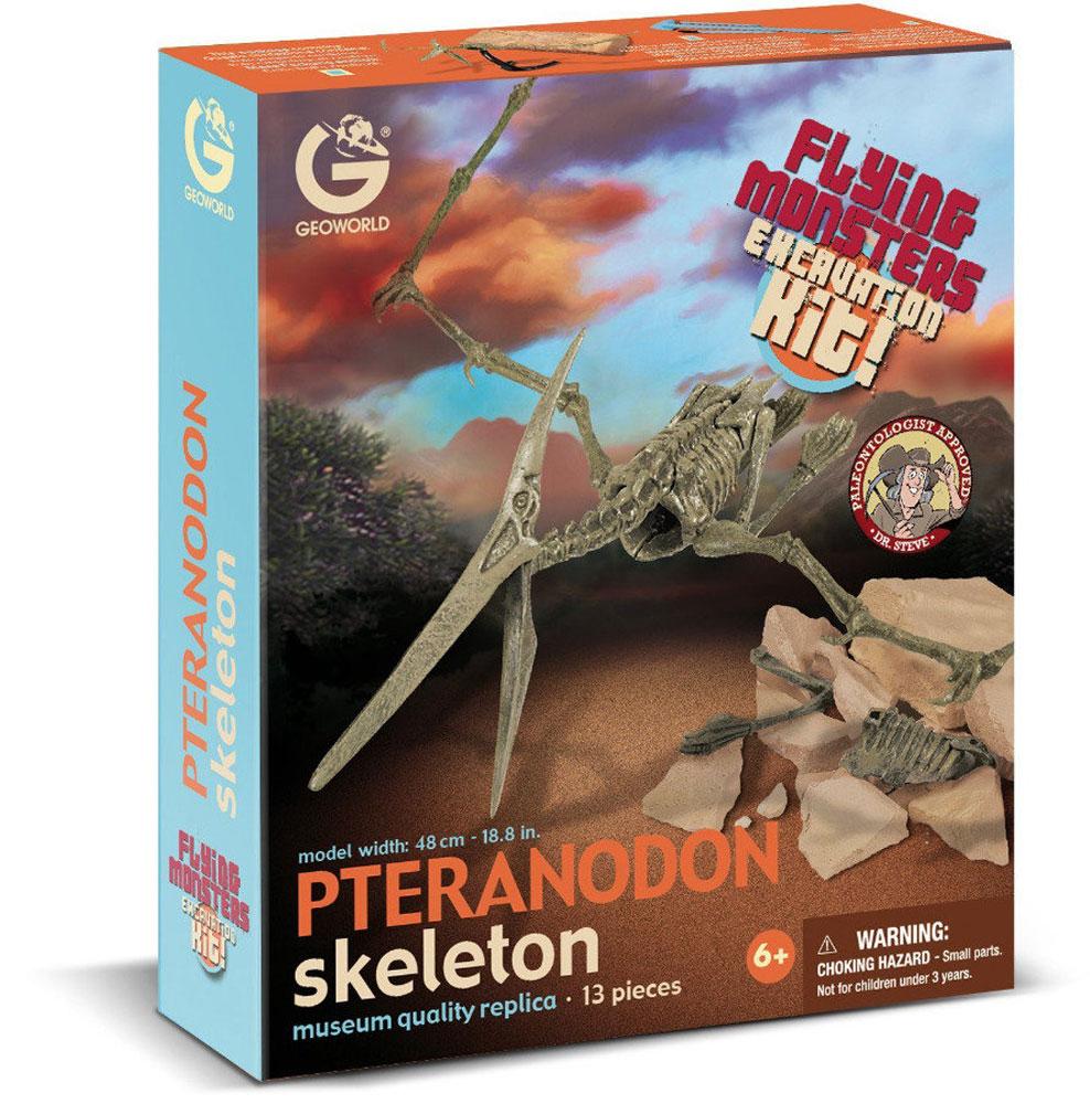 Geoworld Модель для раскопок Птеранодон