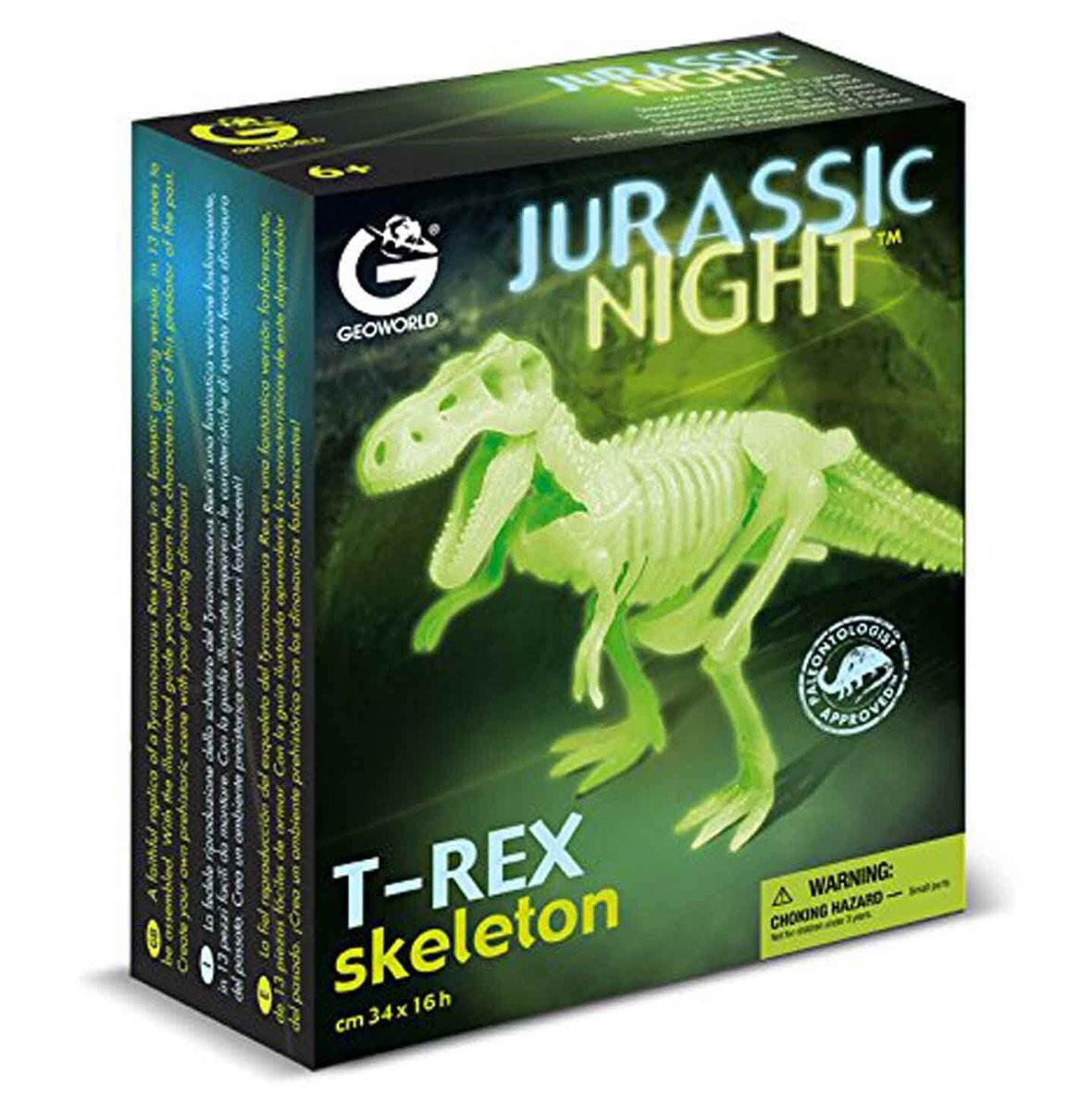 Geoworld Сборная модель Скелет Тираннозавра