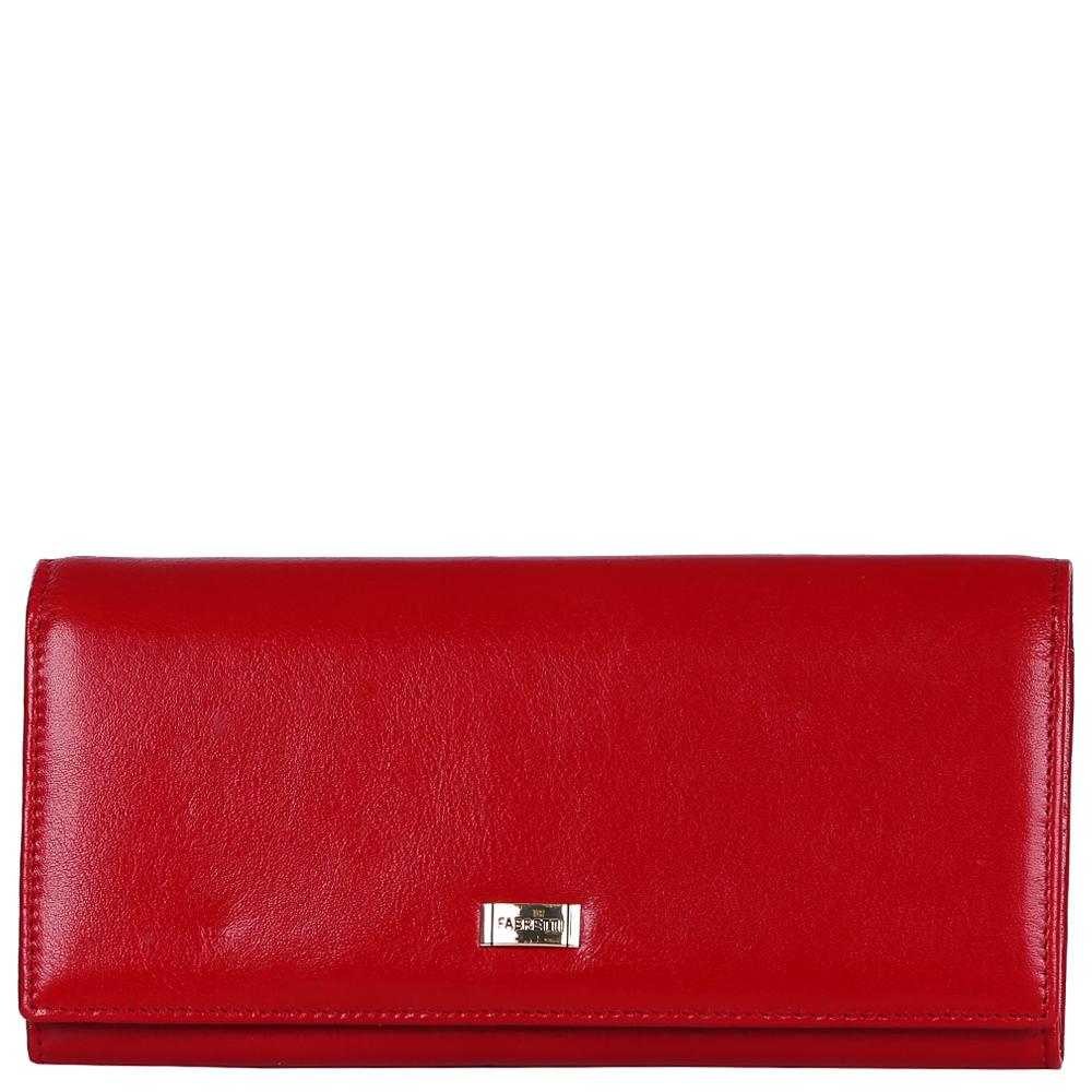 Кошелек женский Fabretti, цвет: красный. FA022/1-redFA022/1-red