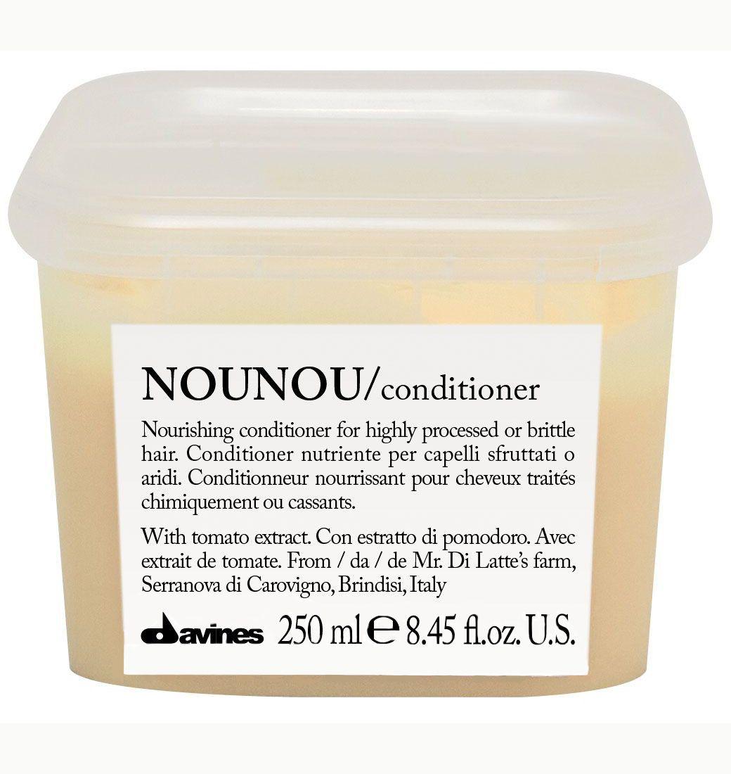 Davines Питательный кондиционер, облегчающий расчесывание волос Essential Haircare New NouNou Conditioner, 250 мл