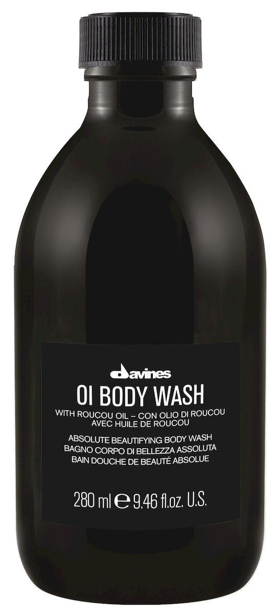 Davines Гель для душа для абсолютной красоты тела OI Body Wsh With Roucou Oil Absolute Beautifying Body Wash, 250 мл