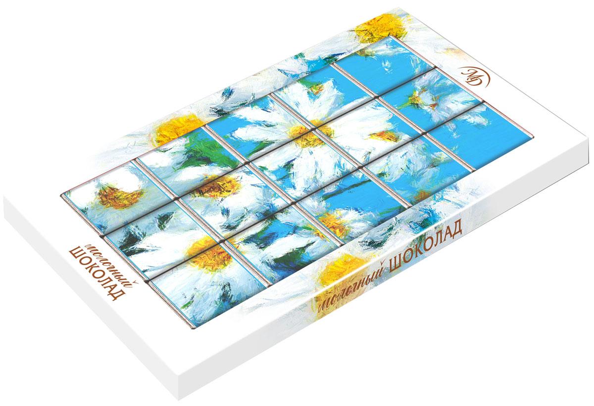 Монетный двор Цветы набор молочного шоколада, 75 г