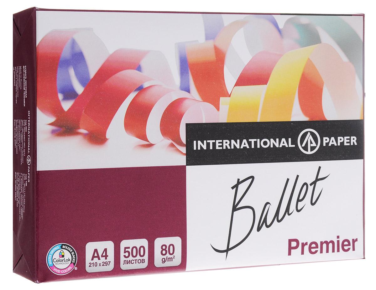 Ballet Бумага офисная Premier 500 листов А4 FВТ-BAL/Premier