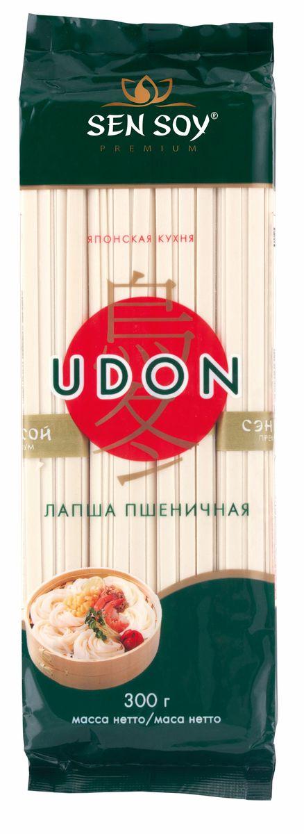 Sen Soy Лапша пшеничная Udon, 300 г