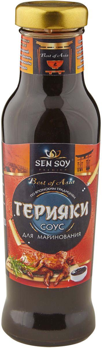 Sen Soy Соус столовый Терияки, 320 г
