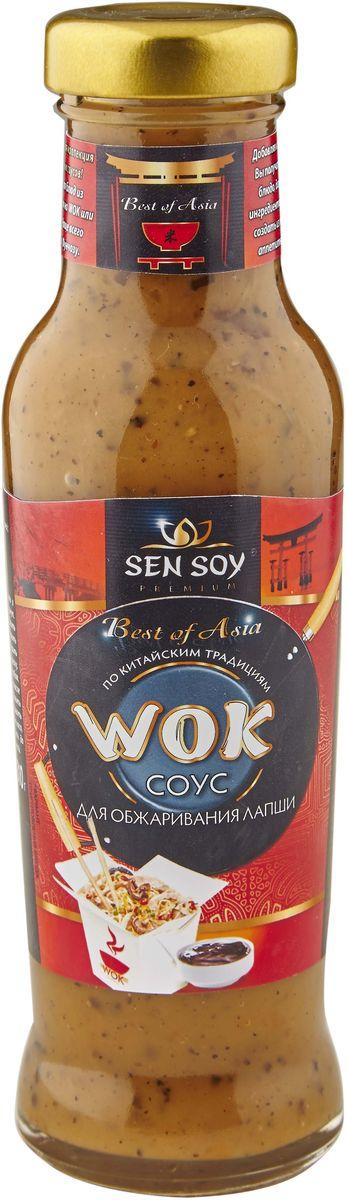 Sen Soy Соус столовый Wok, 310 г