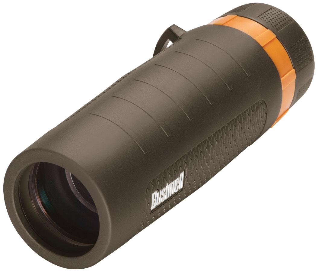Монокуляр Bushnell Off Trail 8x32, цвет: серо-зеленый210832Mонокуляр Bushnell Off Trail 8x32 идеален для дальних походов. Призмы из стекла BaK-4 обеспечивают высокие характеристики при минимальных размерах, а многослойное просветляющее покрытие даст возможность насладиться видом, когда вы доберётесь до места. Защищённые от воды и запотевания монокуляр Off Trail предназначен для мира, находящегося вдали от вашей калитки.