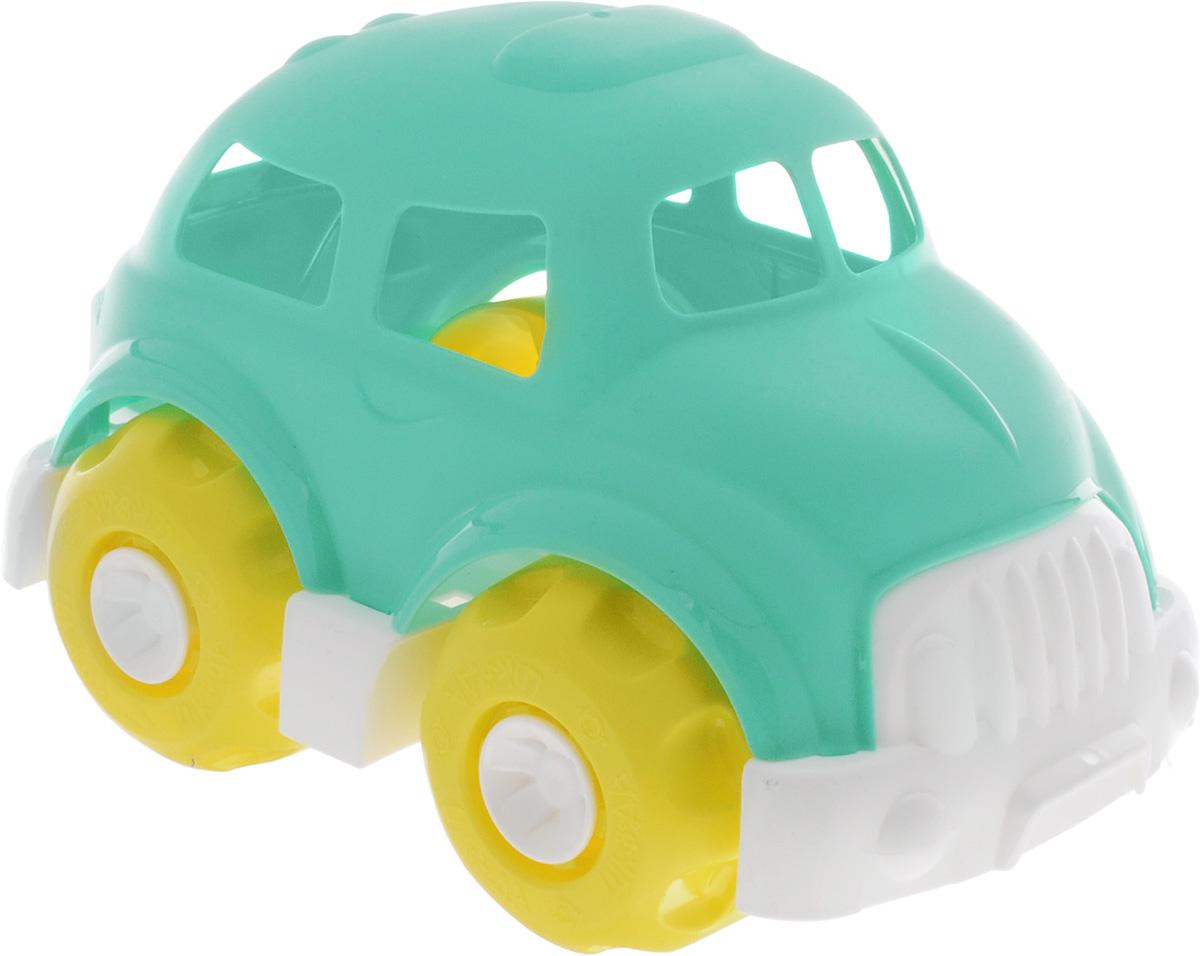 Нордпласт Машинка ШкодаШКД13Машинка Нордпласт Шкода понравится ребенку своей яркостью, а родителям прочностью и безопасностью. Игрушка не разборная, не имеет мелких деталей. Малыш будет развивать пространственное восприятие и координацию движений, играя с автомобилем и катая его по поверхности. Материал, из которого изготовлена машинка, не токсичен и безвреден для детей.