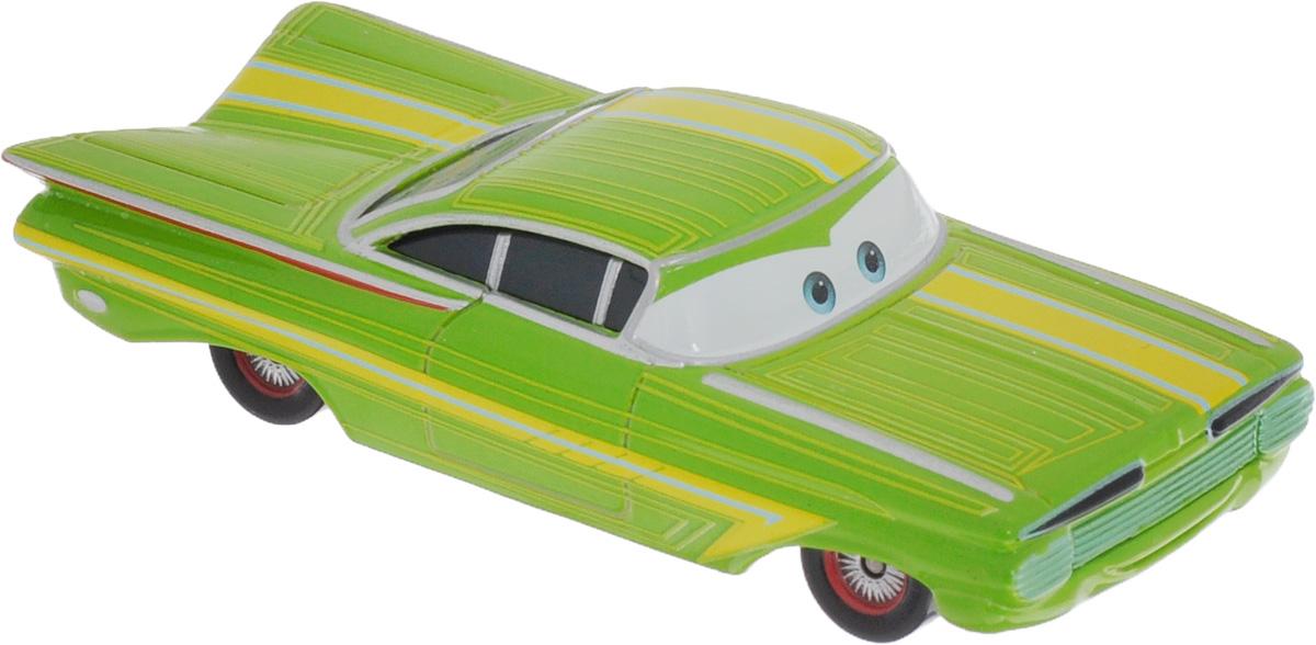 Cars Машинка Рамон цвет салатовыйW1938_DLY87Машинка Cars Рамон привлечет внимание вашего малыша и не позволит ему скучать, ведь так интересно и захватывающе покатать машинку или устроить гонку с другом. Машинка выполнена из металла и пластика и полностью повторяет одного из героев мультфильма Тачки. Колеса машинки имеют свободный ход. Благодаря небольшому размеру ребенок сможет взять машинку с собой на прогулку, в поездку или в гости. Порадуйте своего малыша таким замечательным подарком!