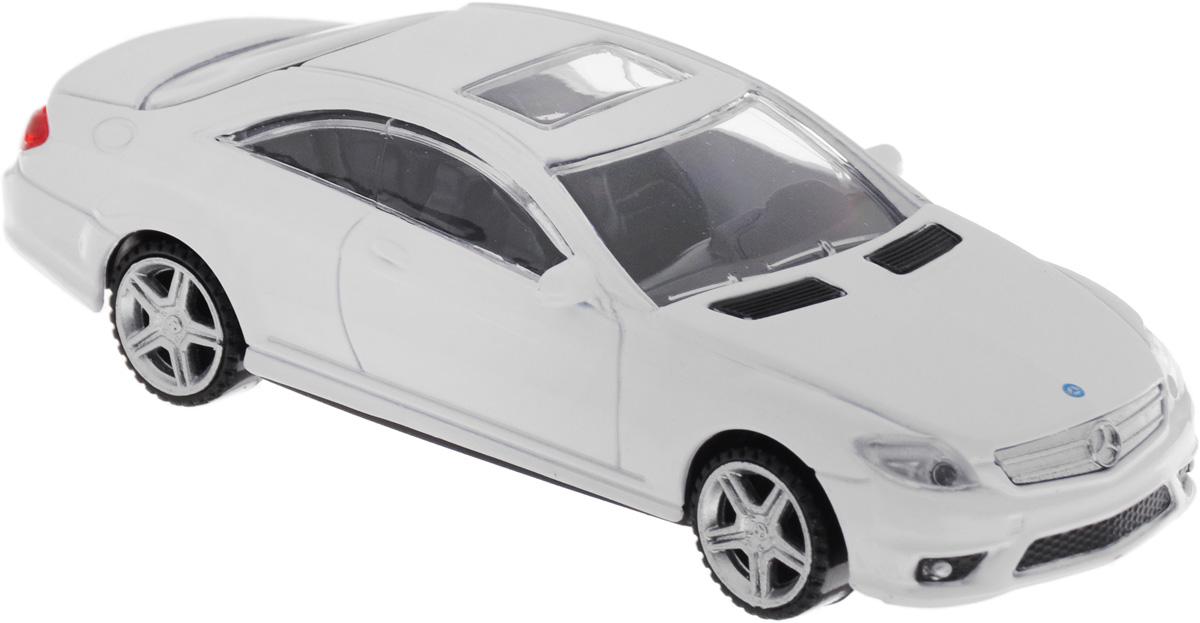Rastar Модель автомобиля Mercedes-Benz CL63 AMG34300Модель автомобиля Rastar Mercedes-Benz CL63 AMG будет отличным подарком как ребенку, так и взрослому коллекционеру. Благодаря броской внешности, а также великолепной точности, с которой создатели этой модели масштабом 1:43 передали внешний вид настоящего автомобиля, машинка станет подлинным украшением любой коллекции авто. Модель будет долго служить своему владельцу благодаря металлическому корпусу с элементами из пластика. Колеса машинки оснащены свободным ходом. Модель автомобиля обязательно понравится вашему ребенку и станет достойным экспонатом любой коллекции.