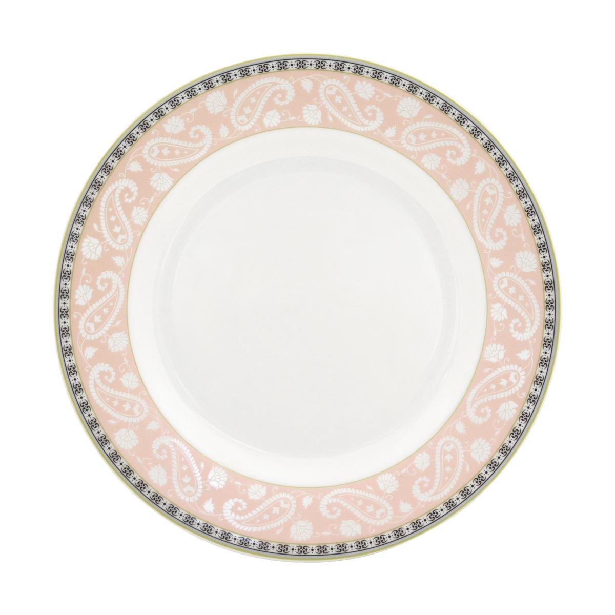 Набор суповых тарелок Esprado Arista Rose, диаметр 23 см, 6 штARR023RE301Набор Esprado Arista Rose состоит из шести суповых тарелок, выполненных из высококачественного костяного фарфора. Над созданием дизайна коллекций посуды из фарфора Esprado работает международная команда высококлассных дизайнеров, не только воплощающих в жизнь все новейшие тренды, но также и придерживающихся многовековых традиций при создании классических коллекций. Посуда из костяного фарфора будет идеальным выбором, для тех, кто предпочитает красивую современную посуду из высококачественного материала, которая отличается высокой прочностью и подходит для ежедневного использования. Посуда из коллекции Arista Rose прекрасно подойдет для уютного домашнего ужина, придав ему легкий оттенок торжественности. Тонкий огуречный узор в сочетании с нежным розовым цветом создает ощущение мягкости и тепла. Можно использовать в микроволновки печи и мыть в посудомоечной машине.