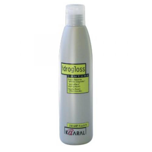 Kaaral Флюид сильной фиксации для вьющихся волос Perfectly and Couture Idrogloss, 250 мл