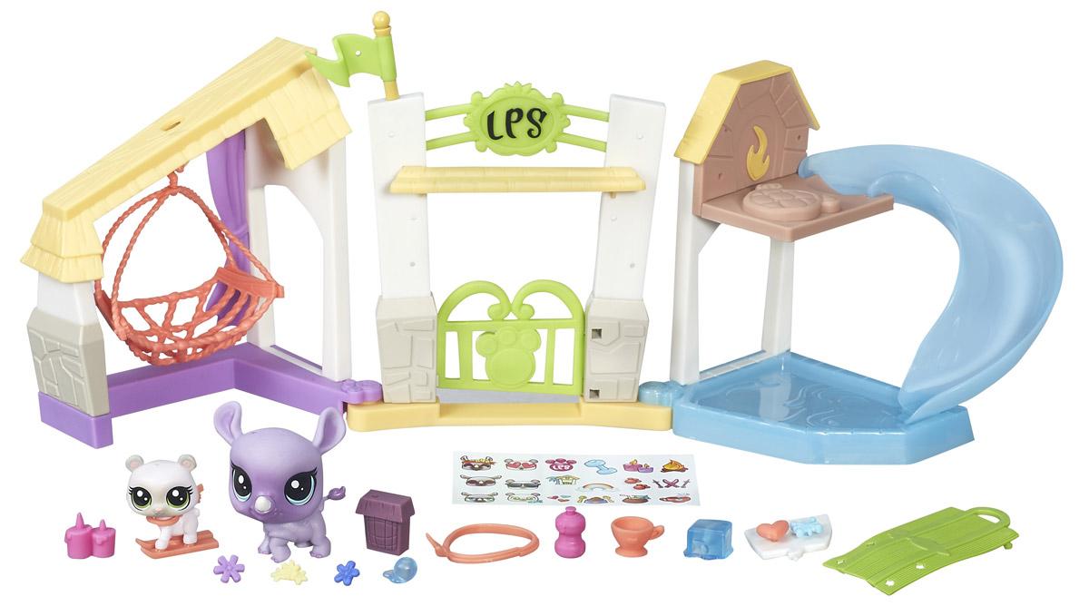 Littlest Pet Shop Игровой набор Городские сценки