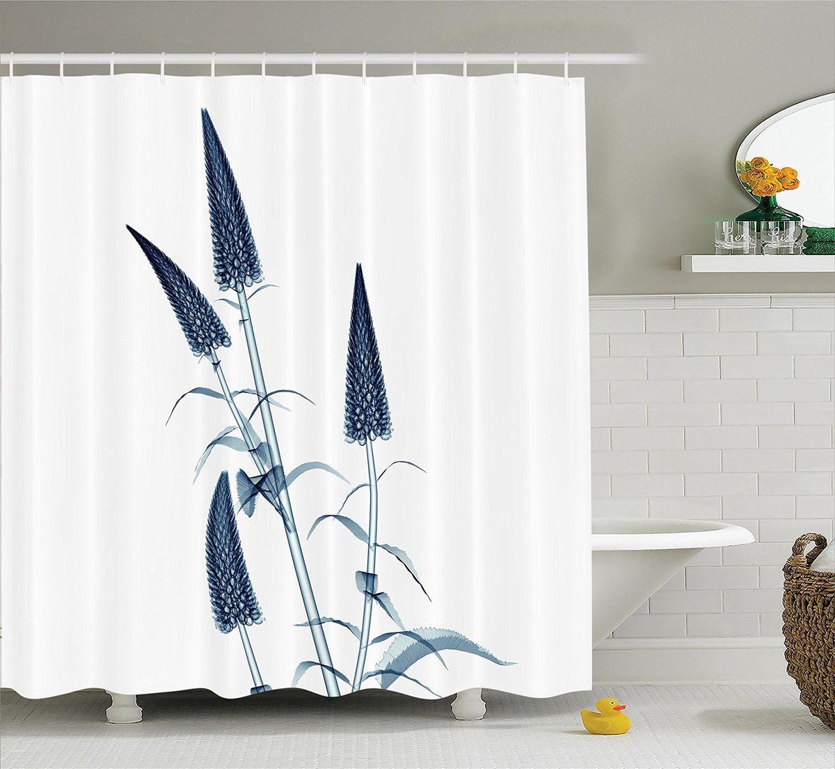 Штора для ванной комнаты Magic Lady Однотонные соцветия, 180 х 200 смшв_14465Штора Magic Lady Однотонные соцветия, изготовленная из высококачественного сатена (полиэстер 100%), отлично дополнит любой интерьер ванной комнаты. При изготовлении используются специальные гипоаллергенные чернила для прямой печати по ткани, безопасные для человека. В комплекте: 1 штора, 12 крючков. Обращаем ваше внимание, фактический цвет изделия может незначительно отличаться от представленного на фото.
