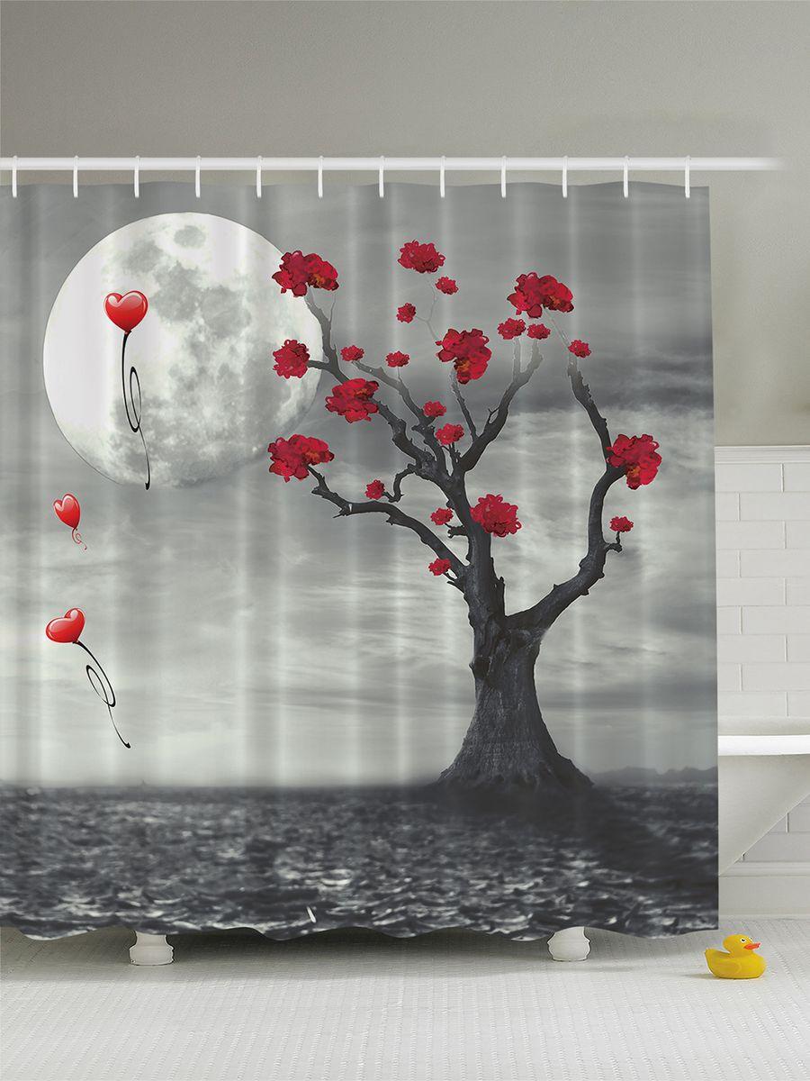 Штора для ванной комнаты Magic Lady Луна, пустыня, дерево, 180 х 200 смшв_6589Штора Magic Lady Луна, пустыня, дерево, изготовленная из высококачественного сатена (полиэстер 100%), отлично дополнит любой интерьер ванной комнаты. При изготовлении используются специальные гипоаллергенные чернила для прямой печати по ткани, безопасные для человека. В комплекте: 1 штора, 12 крючков. Обращаем ваше внимание, фактический цвет изделия может незначительно отличаться от представленного на фото.