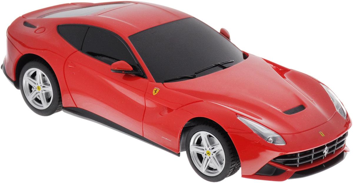 Rastar Радиоуправляемая модель Ferrari F12 Berlinetta цвет красный масштаб 1:24