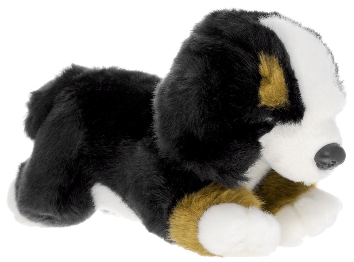 Soya Мягкая игрушка Щенок породы бернская овчарка 23 см