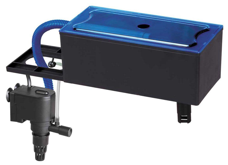 Наружный топ-фильтр Barbus, 880 л/ч, 25 ВтWP-1880FНаружный ТОП-ФИЛЬТР ( 880 л/ч , 25 Ватт )