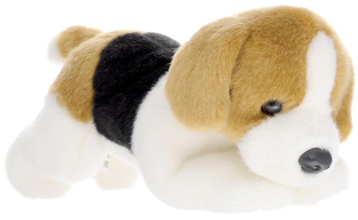 Soya Мягкая игрушка Щенок породы гончая 23 см 2127-15N