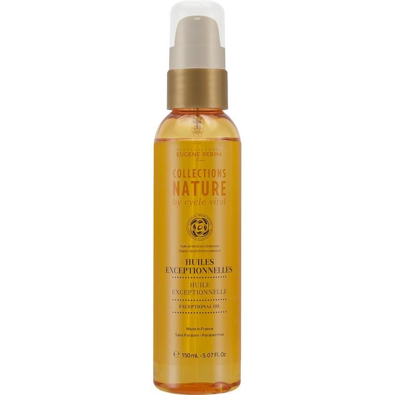 Eugene Perma Cycle Vital Nature Spray Exceptionnel - Спрей питательный для повреждённых волос 150 мл21033736Увлажняет, глубоко питает, восстанавливает и защищает от агрессивных факторов внешней среды очень хрупкие, поврежденные и окрашенные волосы.