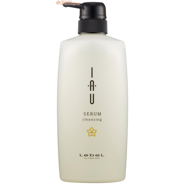 Lebel IAU Serum Cleansing - Увлажняющий аромашампунь для ежедневного применения 600 мл5390лпУвлажняющий аромашампунь для ежедневного применения Бережно и эффективно очищает кожу и увлажняет волосы. Обладает противовоспалительным и ранозаживляющим действием. Придает волосам естественный блеск. Нормализует гидролипидный баланс кожи головы. Идеально подходит для частого применения. Содержит: Масло инка инчи, корень солодки, витамин Е. Ароматерапия: Цветочные, растительные ароматы с фруктовой сладкой ноткой женственный и ненавязчивый аромат.