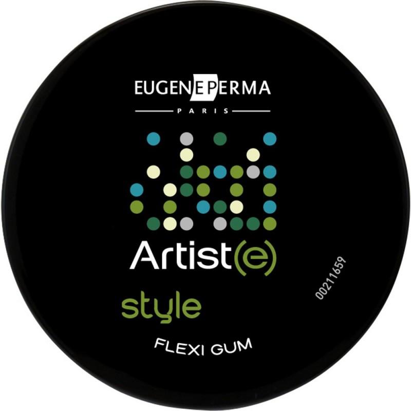 Eugene Perma Artiste Style Fiber Paste - Паста для эластичной укладки волос 125 гр21032781/9771Паста для эластичной укладки волос Artiste Style Fiber Paste предназначена для моделирования и фиксации взъерошенных причесок. Обладает матовым эффектом и легкой степенью фиксации. Обеспечивает легкую степень фиксации прически (уровень 0-2), позволяет создавать естественные укладки. Текстурирует прическу, позволяет выполнить акцент на отдельных прядях. Устраняет жирный блеск и придает волосам матовый оттенок. Позволяет выполнять повторное моделирование прически без дополнительного нанесения средства. Средство обеспечивает мягкую эластичную фиксацию волос на длительный период времени. Позволяет ремоделировать прическу без повторного нанесения. Паста для эластичной укладки Eugene Perma имеет выраженную волокнистую текстуру, не оставляет на волосах жирных следов, не склеивает и не утяжеляет локоны.