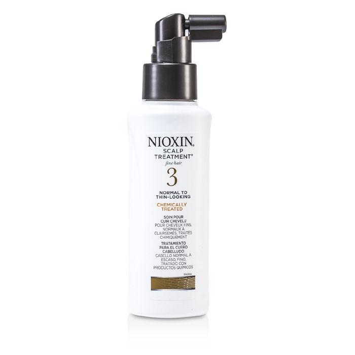 Nioxin Scalp Treatment System 3 - Питательная маска (Система 3) 200 мл81543655/7756Тонкие волосы, которые пострадали от химической завивки, нуждаются в особом уходе. Питательная маска от Nioxin из системы 3 предназначена для активного питания и увлажнения волос и кожи головы. Средство нейтрализует щелочи и кислоты, а также защищает волосы от внешнего влияния. Маска от Ниоксин подходит для ежедневного применения, однако может слегка пощипывать кожу во время процедуры. После применения маски волосы становятся мягче и приятнее на ощупь, а отрицательное воздействие агрессивных процедур становится почти не ощутимым.