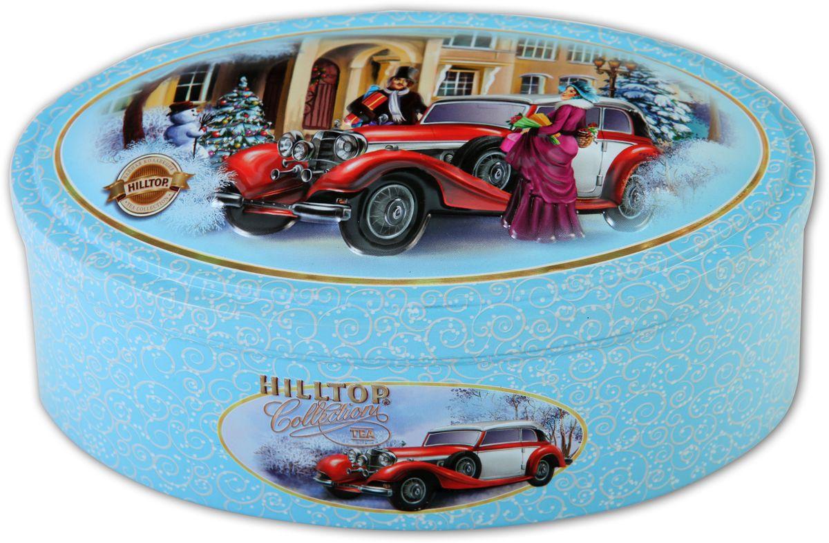Hilltop Эрл Грей. Ретро-автомобиль чай черный листовой, 100 г4607099307353Чай Эрл Грей. Ретро-автомобиль - черный крупнолистовой чай с цедрой апельсина и ароматом бергамота. В лучших традициях Англии.