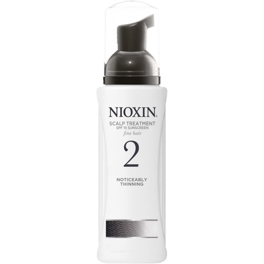Nioxin Scalp Treatment System 2 - Питательная маска (Система 2) 200 мл81543657/7787Тонкие волосы являются существенной помехой на пути к красивой и пышной прическе. Питательная маска от Ниоксин Система 2 придает волосам силу и энергию и защищает кожу головы от внешнего влияния. Средство содержит мощный питательный комплекс, который придает волосам блеск и наполняет их энергией. Питательная маска от Nioxin может вызывать незначительное покраснение кожи головы после применения, однако этот эффект быстр проходит.